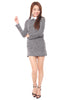 Gen Dress (Light Grey)