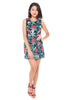 Tropical Dress (Black)