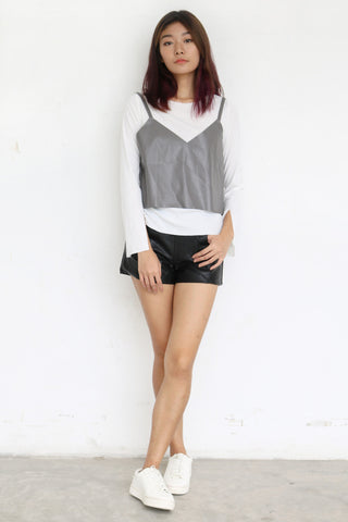 Cherlay 2pc Set (Grey)