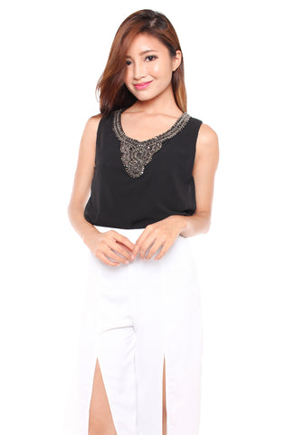 Lulla Top (Black)