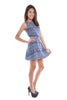 Ainsley Dress in blue