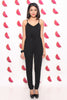 Tris Jumpsuit (Black)