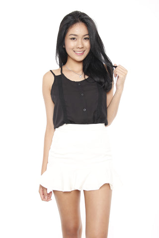 Summer Lace Top (Black)