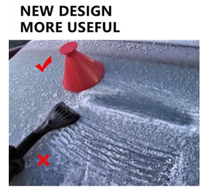 Magical Car Ice Scraper 🔥
