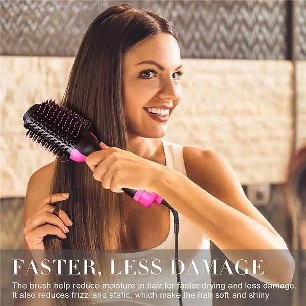 One Step Hair Dryer & Volumizer 4 in 1