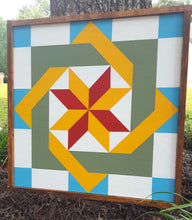 Load image into Gallery viewer, Basket Weave Barn Quilt