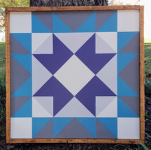 Load image into Gallery viewer, Serenity Barn Quilt