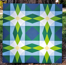 Load image into Gallery viewer, Flowery Branch Barn Quilt