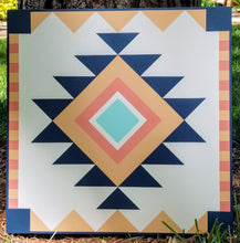 Load image into Gallery viewer, Aztec Barn Quilt