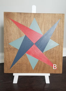 Barn Quilt Class - CC Braselton PRIVATE EVENT
