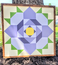 Load image into Gallery viewer, Golden Afternoon Barn Quilt