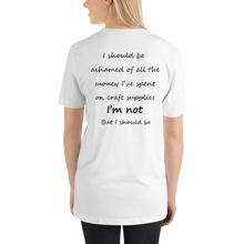 Load image into Gallery viewer, Not Ashamed Short-Sleeve Unisex T-Shirt