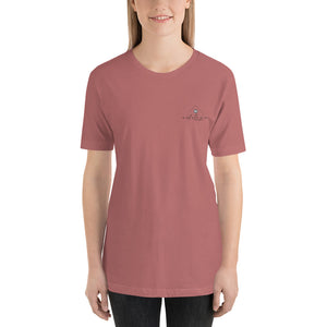 No Mistakes Short-Sleeve Unisex T-Shirt