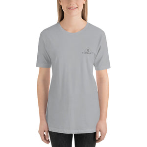 Creative Short-Sleeve Unisex T-Shirt