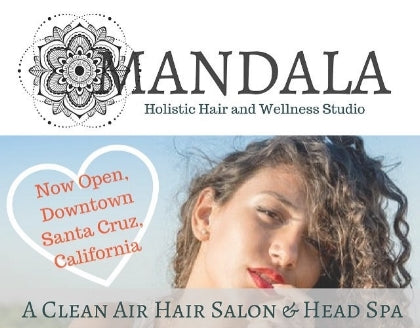 Mandala Holistic Hair & Wellness Studio  -  Califonia