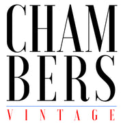 Chambers Vintage