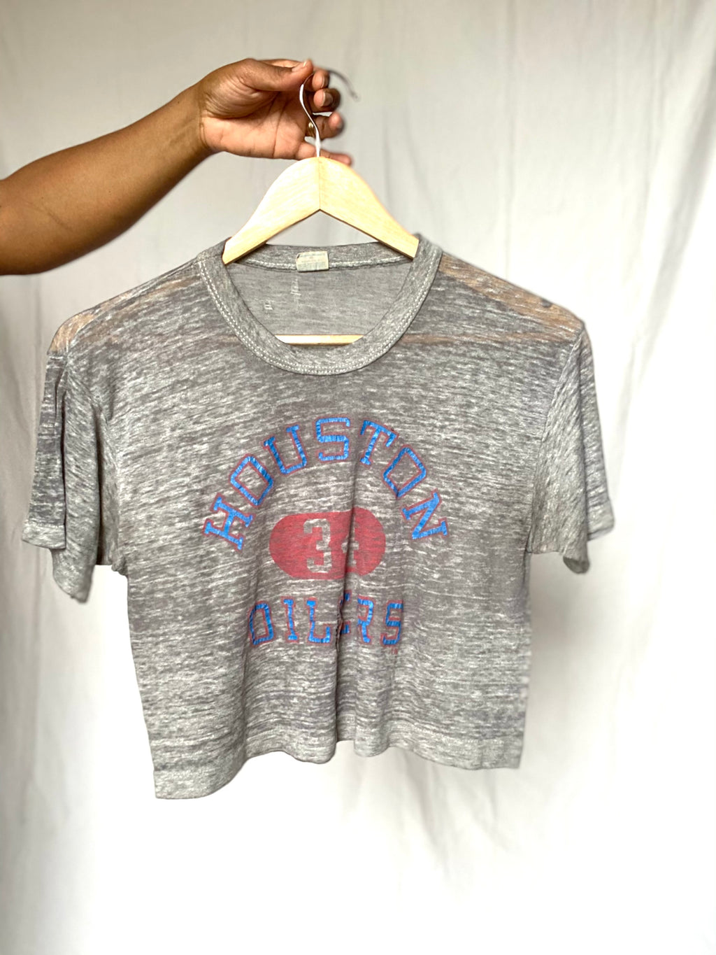 ARCHIVAL - Champion Athletic Houston Oilers T