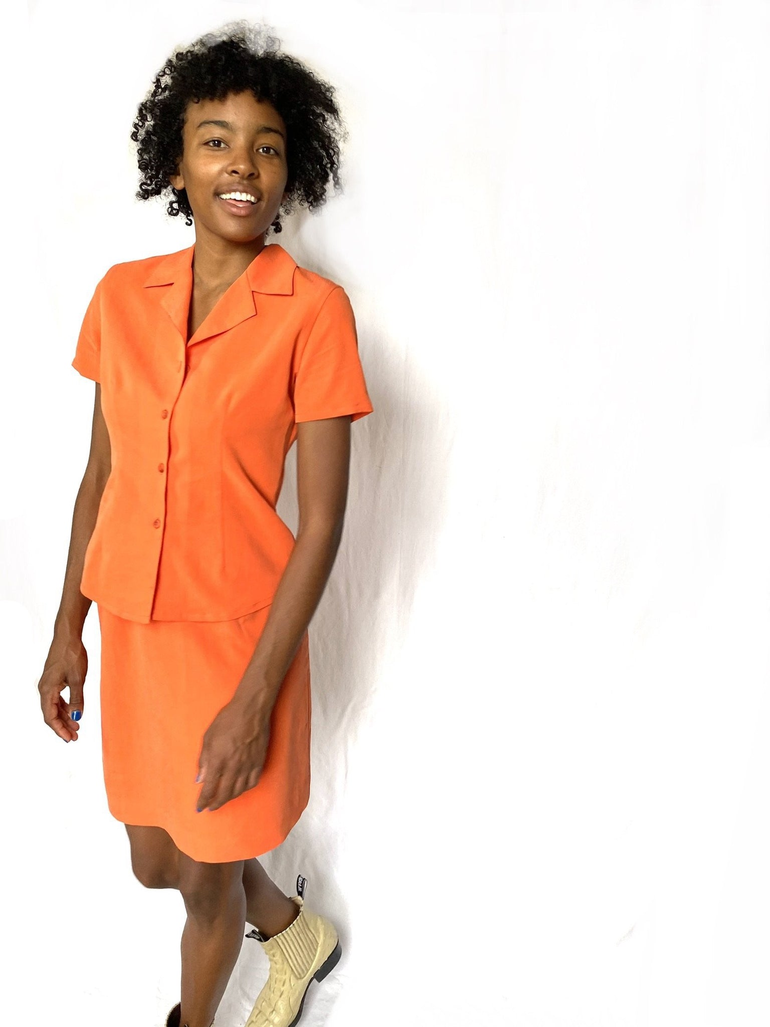 Tangerine Dream 2pc Suit