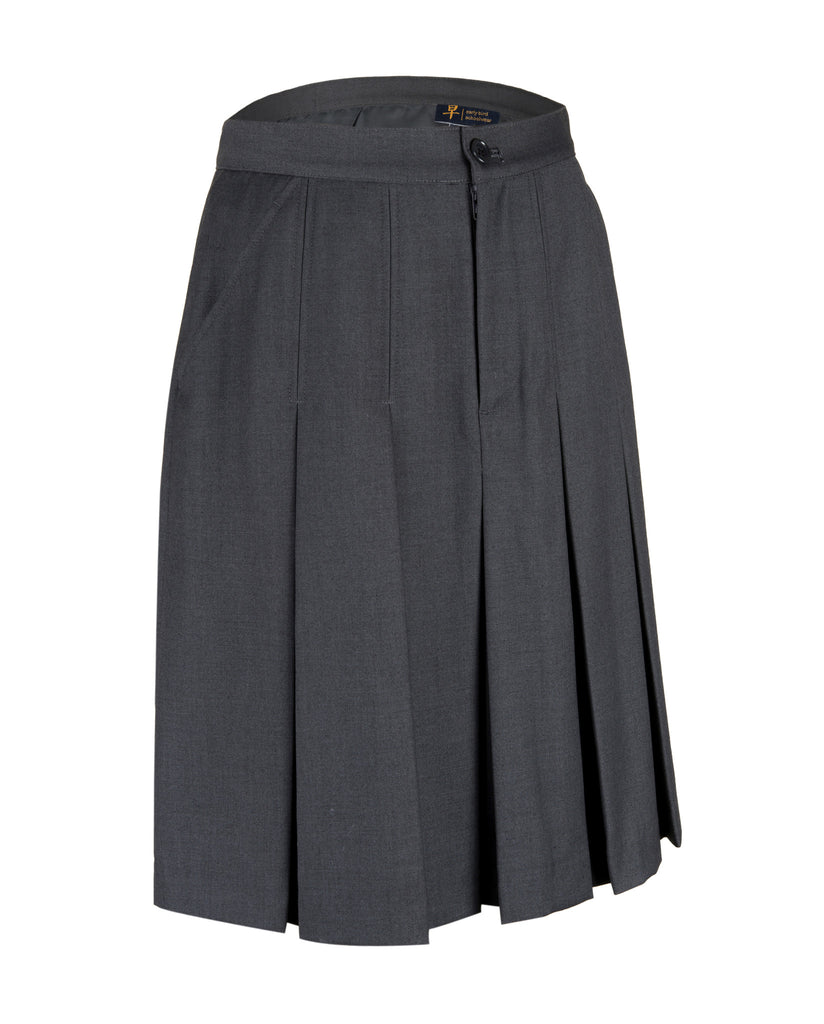 6 Pleats Skirt
