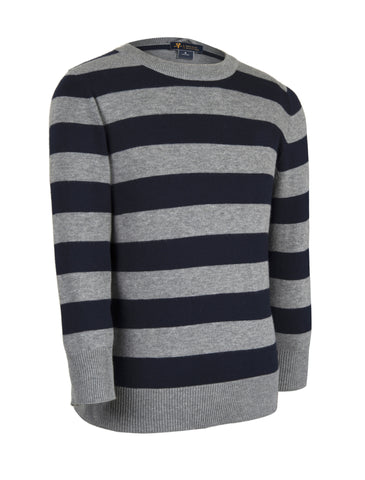 Striped Color Jumper