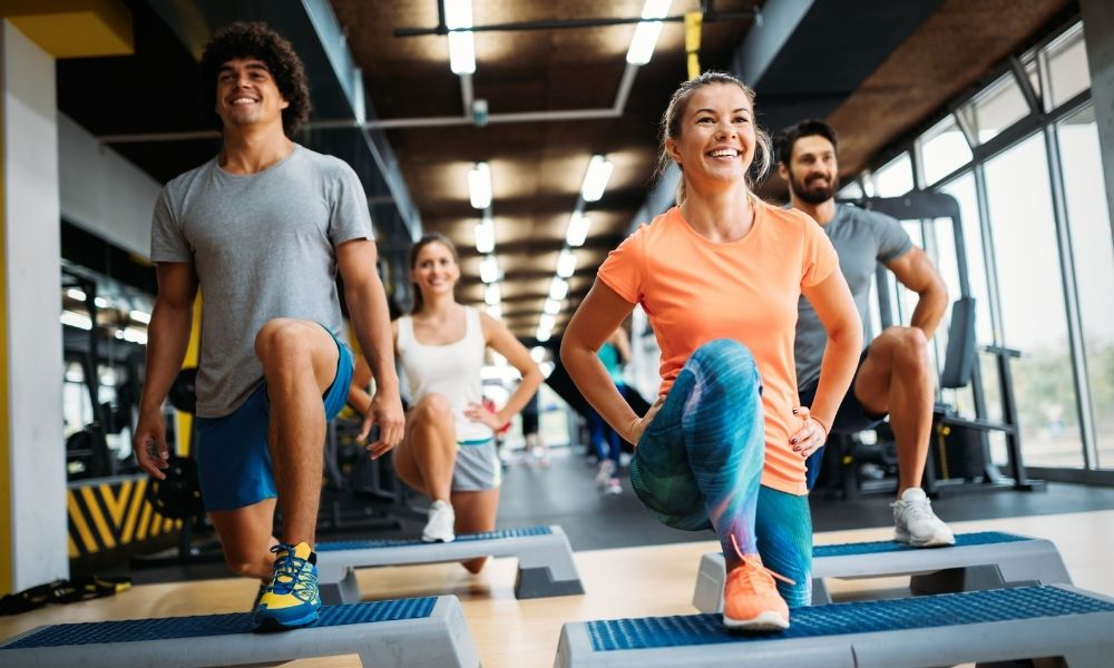 How To Motivate Your Fitness Class