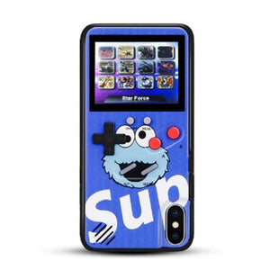 Cartoon Keyboard Pattern Soft Phone Cases - for Apple & Android Mobile Phone