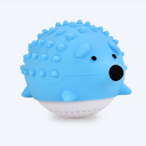 Hedgehog Silicone Portable Mini Card Smart Story Machine Bluetooth Speaker
