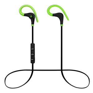 Horn Hanging Neck Stereo Wireless Hanging Neck Bluetooth Earphone