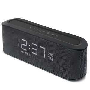 Outdoor Portable Smart Radio WIFI Bluetooth Speaker with Alarm Clock