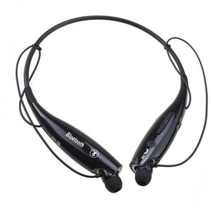 Stereo Wireless Bluetooth 4.0 One for Two Sports Smart Noise Reduction Neck-Mounted Earphones