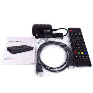 iBRAVEBOX V8 Magic DVB-S2 IPTV Xtream H.265 Satellite IPTV Set-Top Box