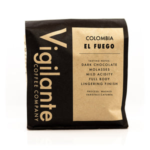 Colombia El Fuego (Subscription)