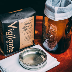 The Yelp Cold Brew Jar Kit