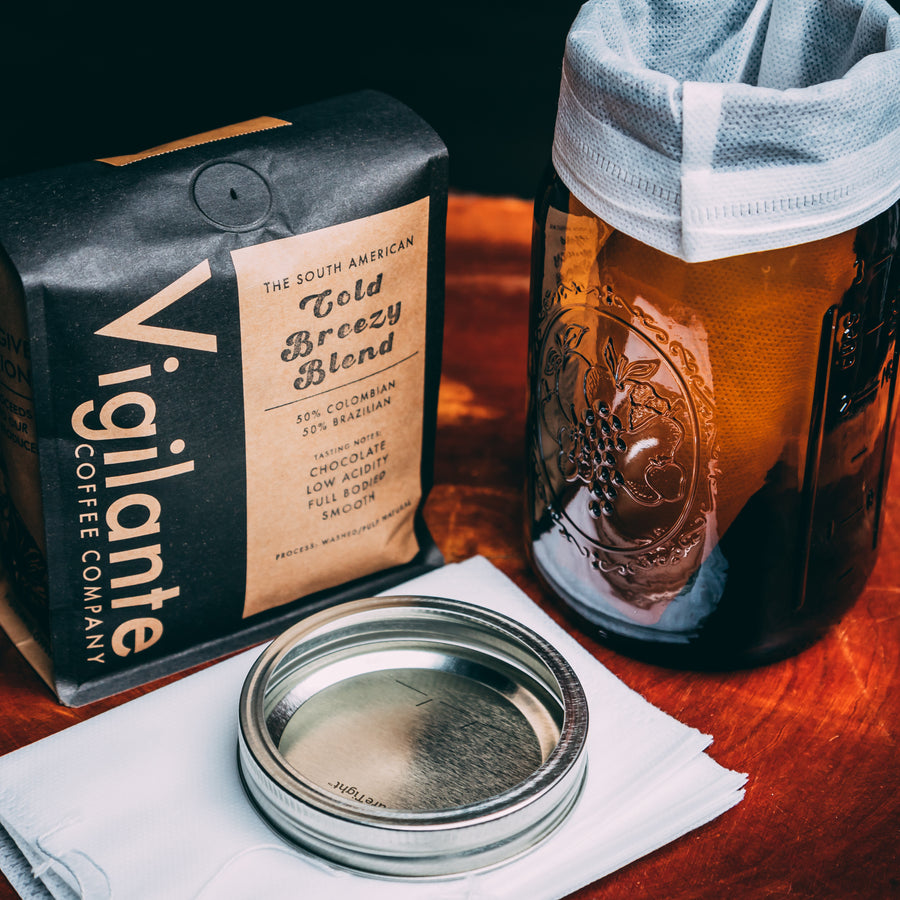 The Simple Cold Brew Jar Kit