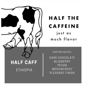 Ethiopia Half Caff (Subscription)