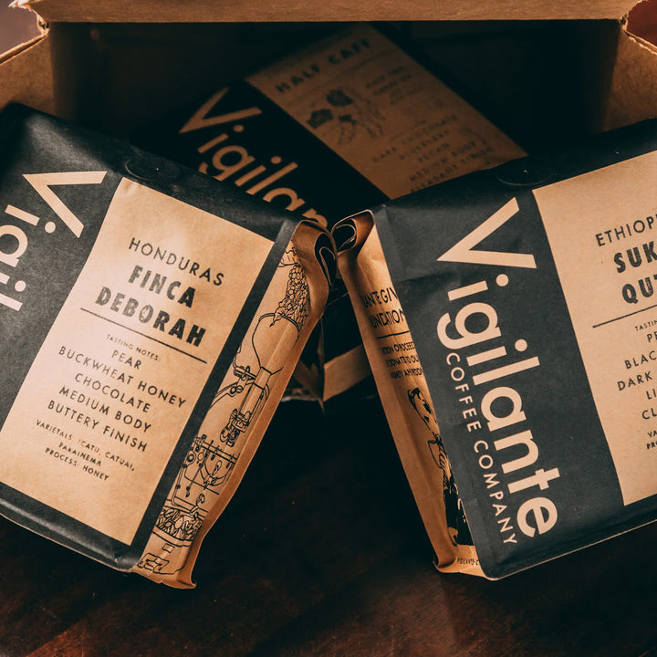 Gift Subscription: Two Bag, Single Origin (free shipping)
