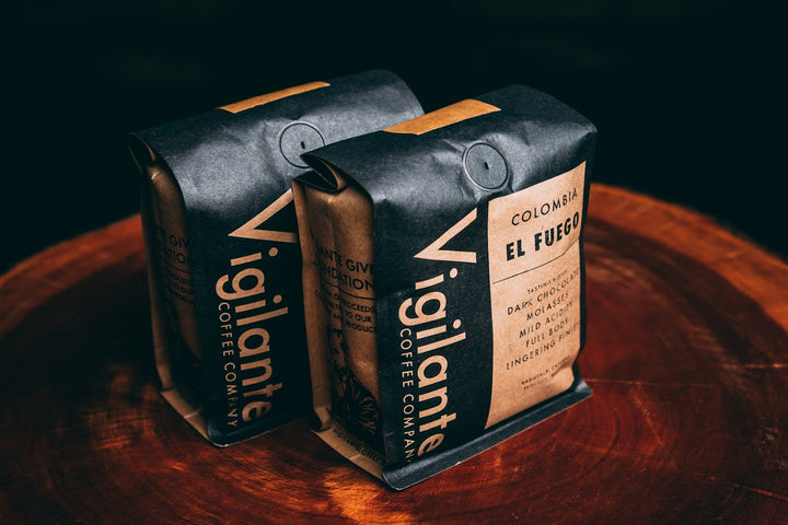 Gift Subscription: Two Bag, Dark Roast (free shipping)