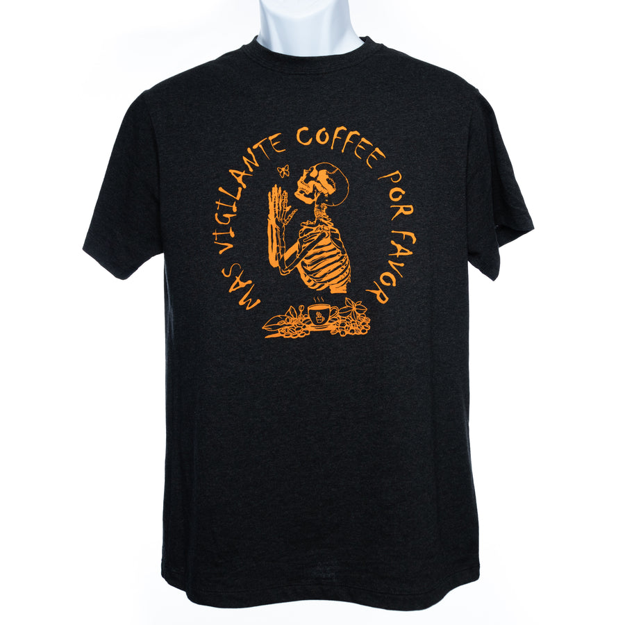 Mas Coffee Por Favor T-Shirt