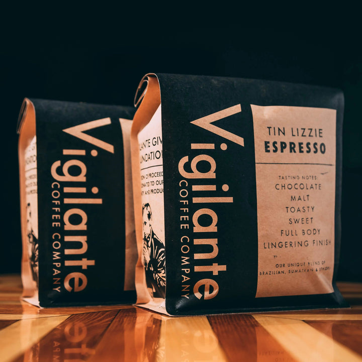 Gift Subscription: Two Bag, Espresso + Single Origin (free shipping)
