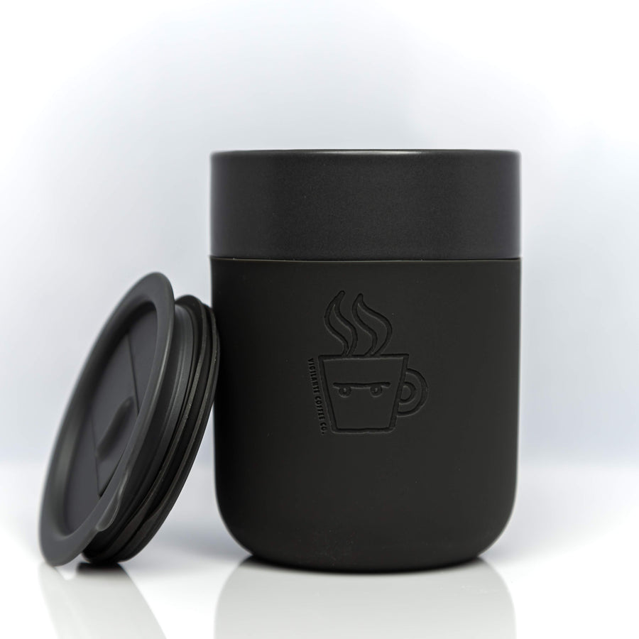 12oz Porter Ceramic To-Go Mug
