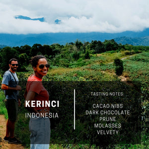 Indonesia Kerinci (Subscription)