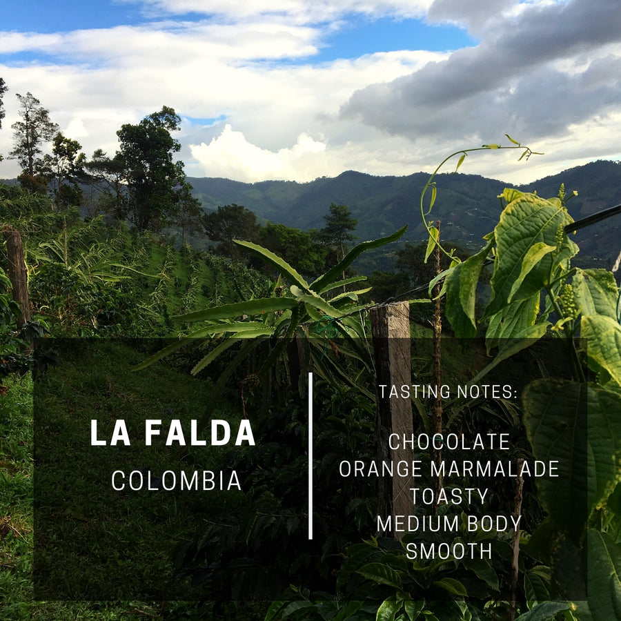 Colombia La Falda (Subscription)