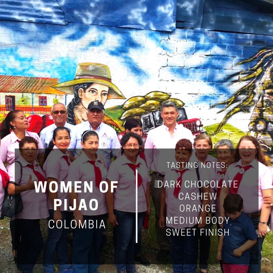 Colombia Women of Pijao