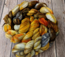 Load image into Gallery viewer, Baltic Amber - merino/yak/silk blend