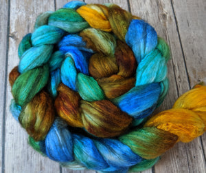 Dwarrowdelf - merino/yak/silk