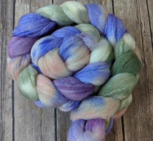 Midsummer night's dream - falkland merino/rose/sparkle