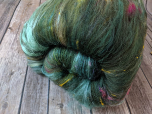 Into the Woods - high texture batt 5.3 oz