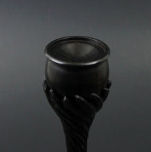 Load image into Gallery viewer, Lap chalice in African blackwood