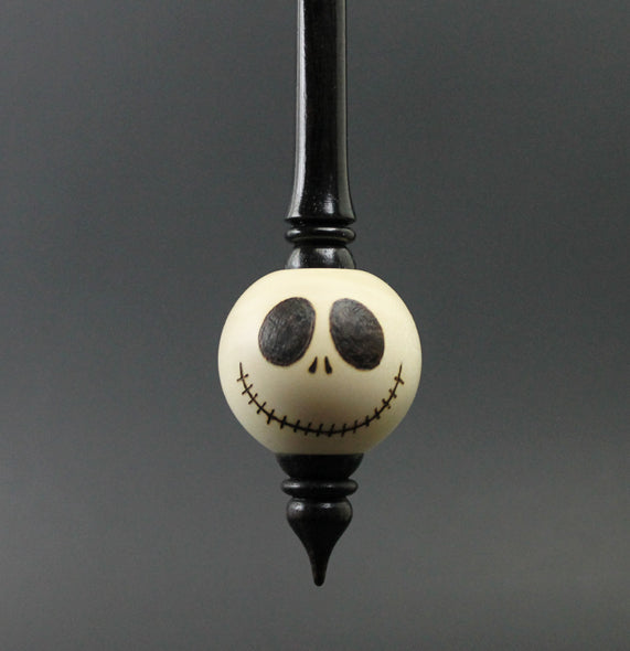 Jack bead spindle