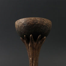 Load image into Gallery viewer, Lap chalice in walnut